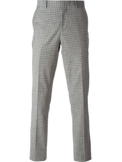 Paul Smith - Gingham Check Trousers