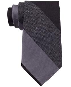 DKNY  - Super Seasonal Stripe Slim Tie