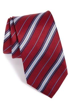 Eton - Stripe Silk Tie