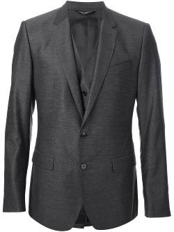 Dolce & Gabbana  - Three Piece Suit