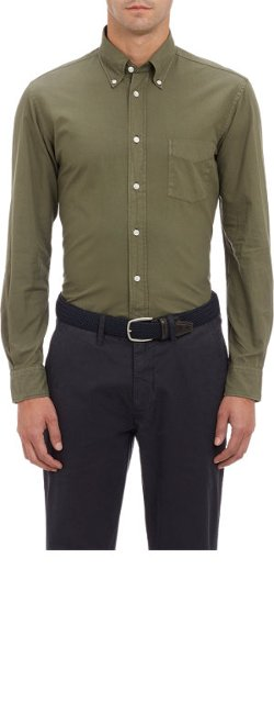 Hartford  - Twill Shirt