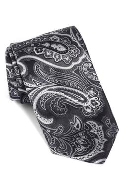 Boss - Paisley Silk Tie