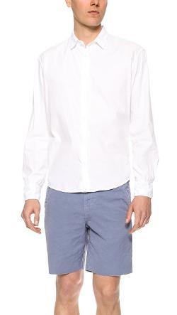 Frank & Eileen  - Paul Woven Shirt