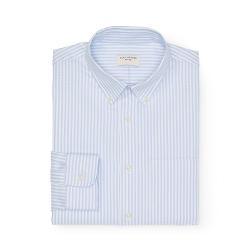 Club Monaco - Classic-Fit Striped Shirt