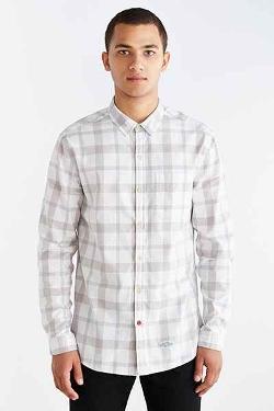Urban Outfitters - Cpo Walsh Plaid Button-DownShirt