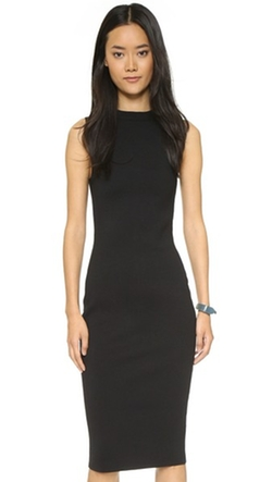 TY-LR - The Underground Sleeveless Knit Dress