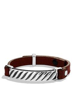 David Yurman  - Modern Cable ID Bracelet