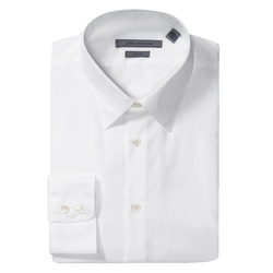 John Varvatos - Slim Solid Point Shirt