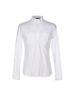 Karl Lagerfeld - Mandarin Collar Shirt
