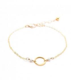Les Précieuses - Vermeil Bracelet