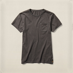 Ralph Lauren - Cotton Jersey Pocket T-Shirt