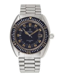 Omega - Seamaster Tonneau Watch