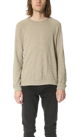 Rag & Bone Standard Issue - Long Sleeve Raglan T-Shirt