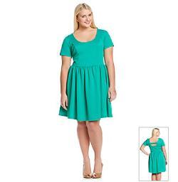 Jayne Fit N Flare - Dress