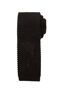Fashion 21 - Textured Knit Neck Tie