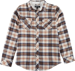 Burnside - Prestigious Plaid Flannel Shirt
