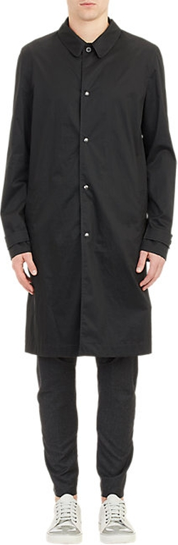 Lanvin - Lightweight Single-Breasted Trench Coat