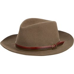 """Cambiaghi - """"Indiana"""" Fedora Hat"""
