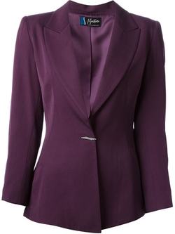 Claude Montana Vintage - Pin Button Blazer