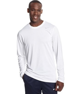 Nike -  Legend Long-Sleeve Dri-Fit T-Shirt