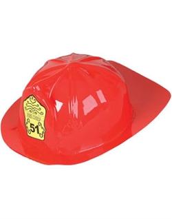 Rhode Island Novelty - Adult Fireman Hat Economy