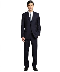 Prada - Wool Blend Two-Button Suit