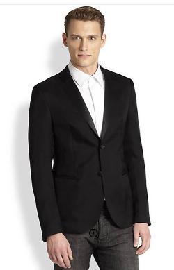 Emporio Armani - Tuxedo Jacket
