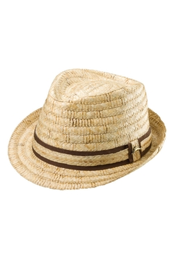 Tommy Bahama - Buri Braid Fedora Hat