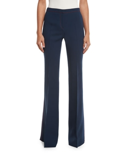 Burberry - Tailored Boot-Cut Trousers