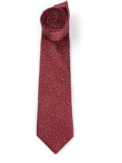 Lanvin  - Square Print Tie