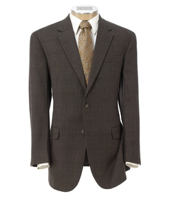 Jos. A. Bank - 2 Button Fleece Rich Wool Sportcoat