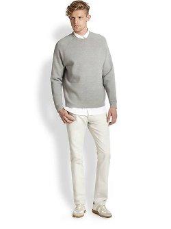 Theory  - Merino Wool Sweatshirt