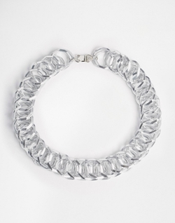 Asos  - Linked Choker Necklace