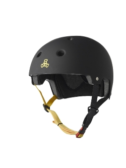 Triple Eight - Triple Eight Certified Rubber Helmet