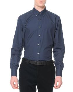 Lanvin  - Printed Button-Down Collar Shirt