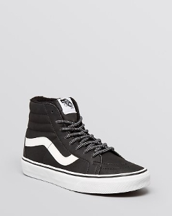 Vans  - Lace Up High Top Sneakers
