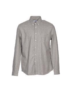 Ami Alexandre Mattiussi  - Long Sleeve Button Down Shirt
