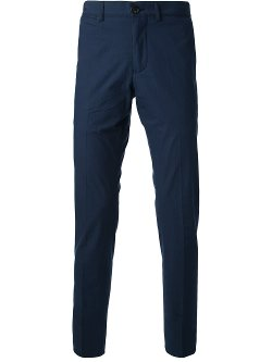 Bruno Cucinelli - Straight Leg Trousers