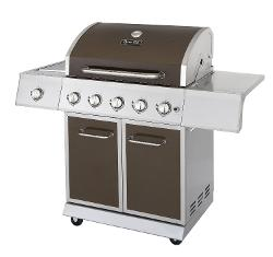 Dyna-Glo  - DGE Series Propane Grill, 5 Burner