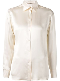 Bouchra Jarrar - Satin Shirt
