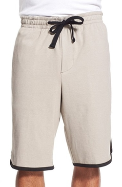 James Perse - Drawstring Basketball Shorts