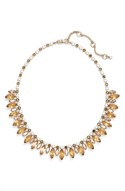 Kent & King - Crystal Choker Necklace