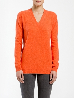 White+Warren - Essential Cashmere V Neck Sweater