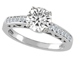 Tommaso Design Studio - Solitaire Engagement Ring