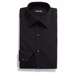 Tom Ford - Classic Solid Dress Shirt