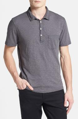 7 For All Mankind - Slub Cotton Polo