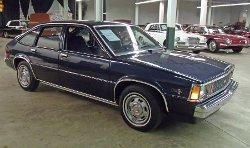 Chevrolet  - 1980 Citation Hatchback