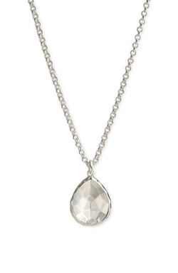 Ippolita  - Large Teardrop Pendant Necklace