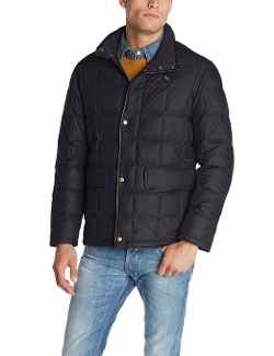 Cole Haan - Essential Down Box-Quilt Jacket