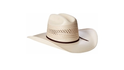 Tony Lama - Cattleman Two Tone Straw Cowboy Hat
